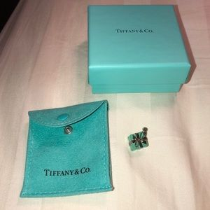 Authentic Tiffany & Co. Blue Box Charm
